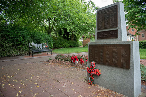 Wednesfield Memorial Gardens St Thomas